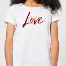 Love & Lust Women's T-Shirt - White
