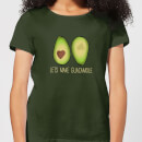 Lets Make Guacamole Women's T-Shirt - Forest Green