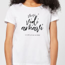 We Came. We Saw. We Loved. Women's T-Shirt - White