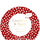 Vitamasques Cranberry and Apple Sheet Mask 20ml