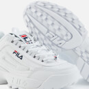 FILA Men's Disruptor 3 Premium Trainers - White