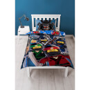 Lego Ninjago Movie Crew Duvet Set