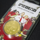 Shaun of the Dead Collectors Coin: Gold Variant - Zavvi Exclusive (Limited to 1000)