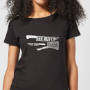 The Best Way To Cut Them Carbs Women's T-Shirt - Black