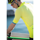 Santini Redux Aero Light Jersey - Yellow