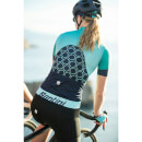 Santini Women's Queen 2.0 Aero Light Jersey - Aqua