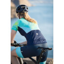 Santini Women's Giada Shorts - Black/Aqua