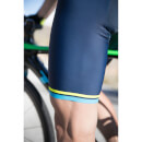 Santini Tono 2.0 Elite Bib Shorts - Yellow/Navy