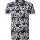 Threadbare Men's Feather Falls T-Shirt - Navy
