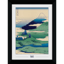 Doctor Who Japan Collector's 50 x 70cm Framed Photograph