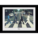 The Beatles Abbey Road Collector's 50 x 70cm Framed Photograph