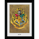 Harry Potter Hogwarts Collector's 50 x 70cm Framed Photograph