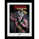 DC Comics Killing Joke Cover Collector's 50 x 70cm Framed Photograph