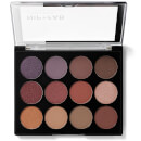 NIP + FAB Make Up Eyeshadow Palette - Fired Up 02 12 g
