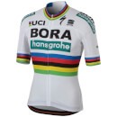 Sportful Bora Hansgrohe BodyFit Team Jersey - Word Champion Edition