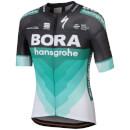Sportful Bora Hansgrohe BodyFit Pro Evo Jersey - Black/Green