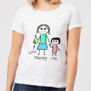 Mummy & Me Women's T-Shirt - White