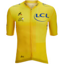 Le Coq Sportif Tour de France 2018 Leaders Official Premium Jersey - Yellow