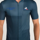 Le Coq Sportif Tour de France 2018 Le Grand Depart Jersey - Blue
