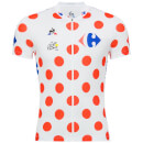 Le Coq Sportif Tour de France 2018 King of the Mountains Official Jersey - Red/White
