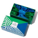 SILKE Hair Wrap The Isla - Blue and Green
