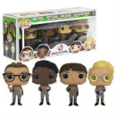 Ghostbusters 2016 EXC Pop! Vinyl 4-Pack