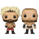 Lot de 2 Figurines Pops Enzo & Cass WWE