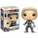 Tekken Nina Williams in Silver Suit EXC Pop! Vinyl Figure