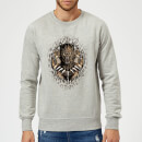 Sweat Homme Gold Erik Black Panther - Gris