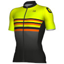 Alé Formula 1.0 Stripes Jersey - Black/Yellow