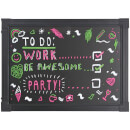 Light Up Neon Effect Message Frame - Large