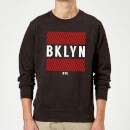 Sweat Homme BKLYN - Noir