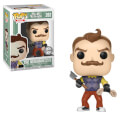 Hello Neighbor Neighbor with Axe and Rope EXC Pop! Vinyl Figure