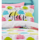 Catherine Lansfield Clouds Duvet Set - Multi