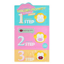 Golden Monkey Glamour Lip 3-Step Kit von Holika Holika, 4,95 €
