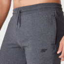Tru-Fit Sweatshorts 2.0 - Charcoal Marl - XS