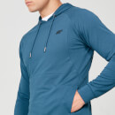 Form Pullover Hoodie - Petrol Blue - XS