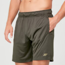 Dry-Tech Infinity Shorts - Dark Khaki - XS