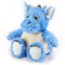 Warmies Plush Dragon - Blue
