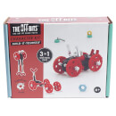The Off Bits Robot Kit - Red Car