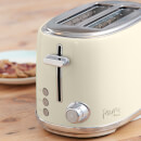 Fearne Cotton 2 Slice Toaster - Pale Honey