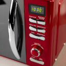 Tower T4019R Digital Microwave 800W - Red