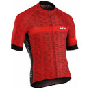 Northwave Blade Air 3 Jersey - Red/Black