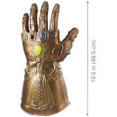 Hasbro Avengers Infinity War Marvel Legends Replica Thanos Infinity Gauntlet