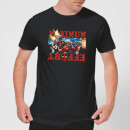 Marvel Deadpool Maximum Effort T-Shirt - Black