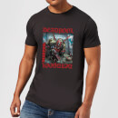 Marvel Deadpool Here Lies Deadpool T-Shirt - Black