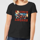 Marvel Deadpool Maximum Effort Women's T-Shirt - Black