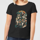 Marvel Avengers Infinity War Avengers Team Women's T-Shirt - Black