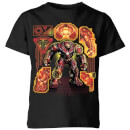 Marvel Avengers Infinity War Hulkbuster Kids' T-Shirt - Black