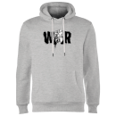 Sweat à Capuche Homme Avengers Infinity War ( Marvel) War Fist - Gris